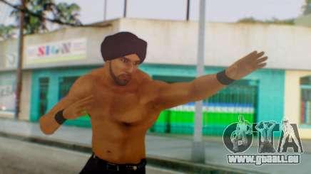 Jinder Mahal 1 pour GTA San Andreas