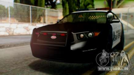 GTA 5 Police SF pour GTA San Andreas
