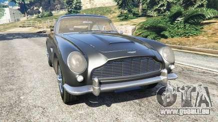 Aston Martin DB5 Vantage 1965 pour GTA 5