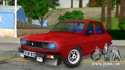 Renault 12 Toros für GTA San Andreas
