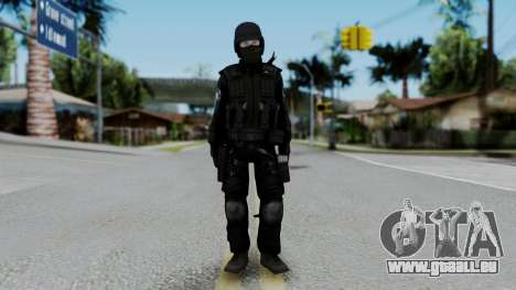 Regular SWAT für GTA San Andreas zweiten Screenshot