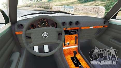 Mercedes-Benz 350 SL (R107) für GTA 5