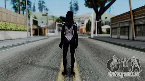 Marvel Future Fight - Silk v2 pour GTA San Andreas troisième écran