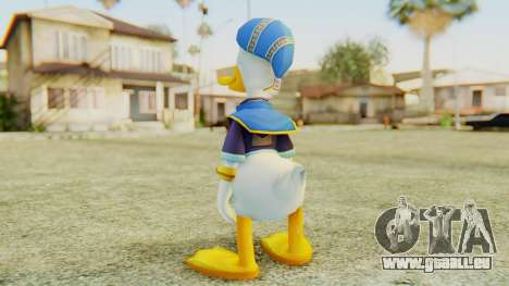 Kingdom Hearts 2 Donald Duck Default v1 für GTA San Andreas dritten Screenshot