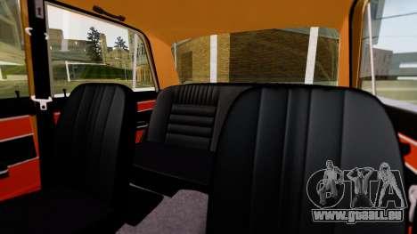 VAZ 2103 pour GTA San Andreas vue de côté