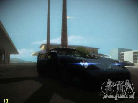 Folgende ENB V1.0 für mittlere PC für GTA San Andreas dritten Screenshot