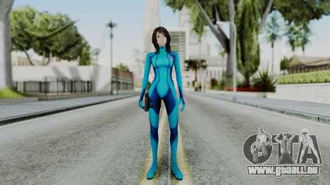 Fatal Frame 5 Yuri Zero Suit pour GTA San Andreas deuxième écran