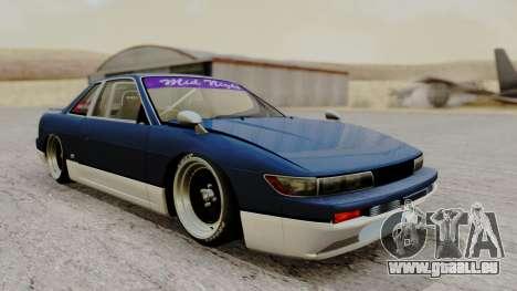 Nissan Silvia S13 Japan Style für GTA San Andreas