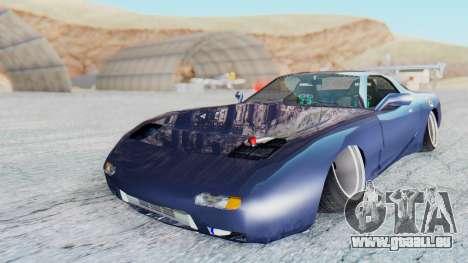 ZR-350 Stance für GTA San Andreas