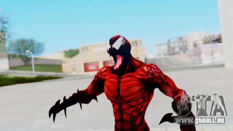 The Amazing Spider-Man 2 Game - Carnage für GTA San Andreas