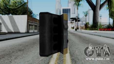 CoD Black Ops 2 - Galvaknuckles pour GTA San Andreas deuxième écran
