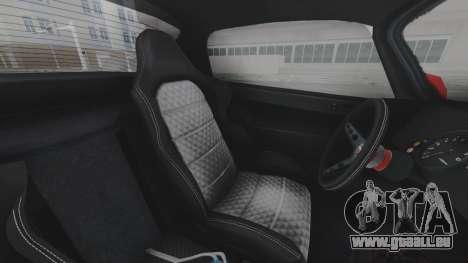 GTA 5 Bravado Banshee 900R Stock für GTA San Andreas Rückansicht