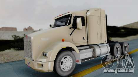 Kenworth T800 38s Flat Top pour GTA San Andreas