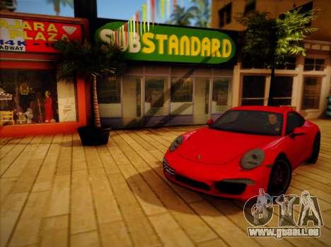 ENB GreenStyle V7.1 pour GTA San Andreas