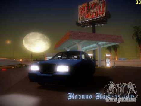 Folgende ENB V1.4 für low PC für GTA San Andreas fünften Screenshot