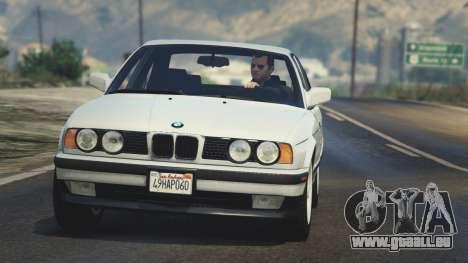 BMW 535i E34 für GTA 5