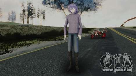 Ayato für GTA San Andreas zweiten Screenshot