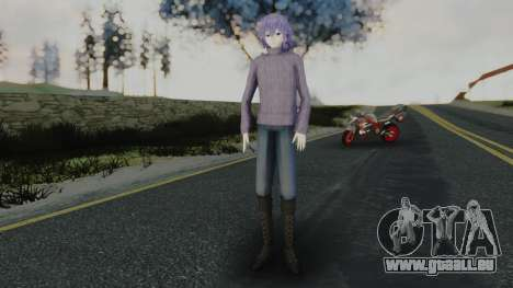 Ayato pour GTA San Andreas deuxième écran