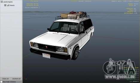 VAZ 2104 für GTA 5