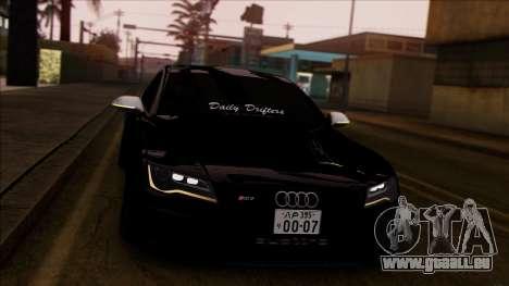 Audi RS7 Daily Drifters für GTA San Andreas
