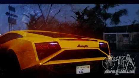 Raveheart 248F pour GTA San Andreas cinquième écran