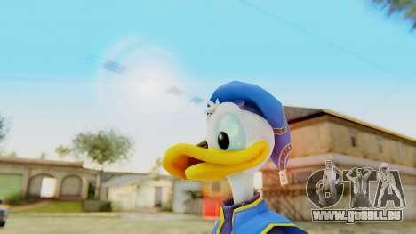 Kingdom Hearts 2 Donald Duck Default v1 pour GTA San Andreas