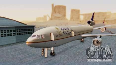 McDonnell-Douglas DC-10-30 Saudia für GTA San Andreas