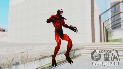 The Amazing Spider-Man 2 Game - Carnage für GTA San Andreas zweiten Screenshot