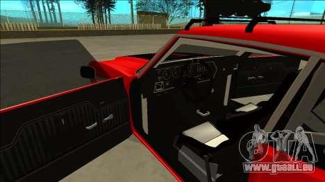 Chevrolet Chevelle Rusty Rebel für GTA San Andreas