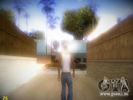Suivant ENB V1.4 pour les faibles PC pour GTA San Andreas