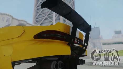 GTA 5 Bravado Banshee 900R Tuned pour GTA San Andreas sur la vue arrière gauche