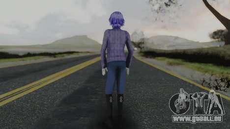 Ayato für GTA San Andreas dritten Screenshot
