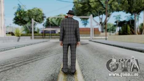 GTA Online Be My Valentine Skin 1 pour GTA San Andreas troisième écran