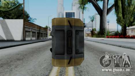 CoD Black Ops 2 - Galvaknuckles pour GTA San Andreas