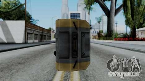CoD Black Ops 2 - Galvaknuckles für GTA San Andreas