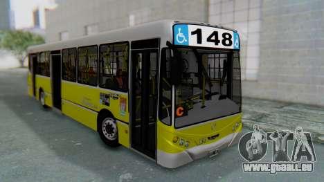 Mercedes-Benz 1718L-SB Linea 148 pour GTA San Andreas