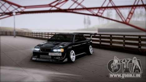 Toyota Chaser jzx100 für GTA San Andreas linke Ansicht