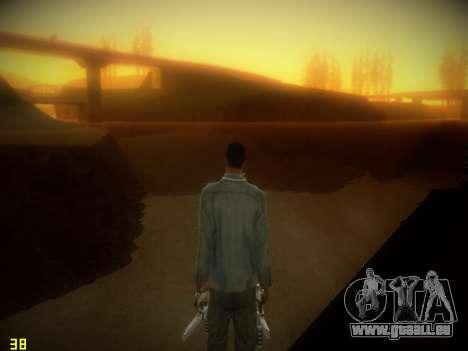 Suivant ENB V1.4 pour les faibles PC pour GTA San Andreas quatrième écran