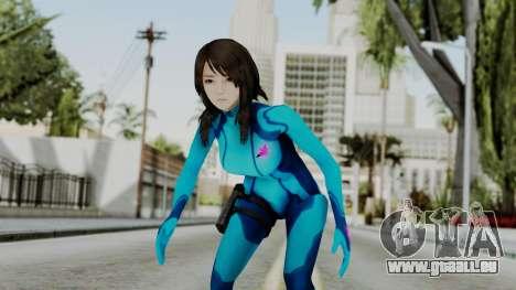 Fatal Frame 5 Yuri Zero Suit pour GTA San Andreas