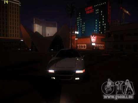 Folgende ENB V1.0 für mittlere PC für GTA San Andreas her Screenshot
