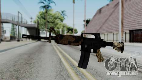 M16 A2 Carbine M727 v2 pour GTA San Andreas