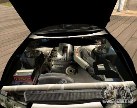 Nissan Skyline GT-R BNR32 Initial D Legend 2 N.K pour GTA San Andreas vue de droite