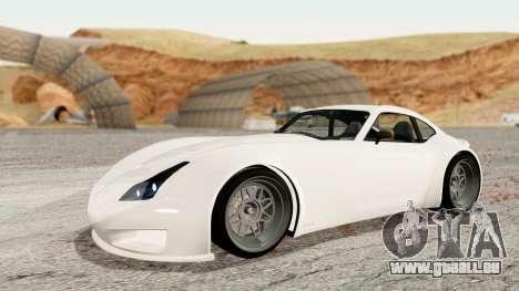 GTA 5 Bravado Verlierer Stock pour GTA San Andreas