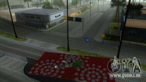 Cleo Mod San Andreas pour GTA San Andreas sixième écran