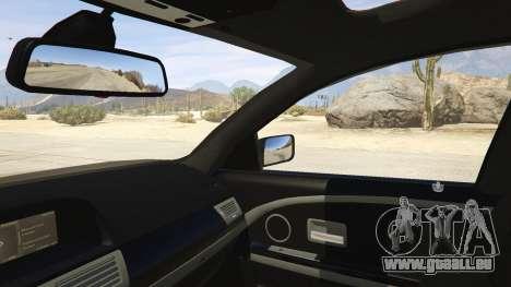 GTA 5 BMW 760i E65 hinten rechts
