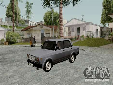 Ваз 21074 Beige Beauté v2 pour GTA San Andreas