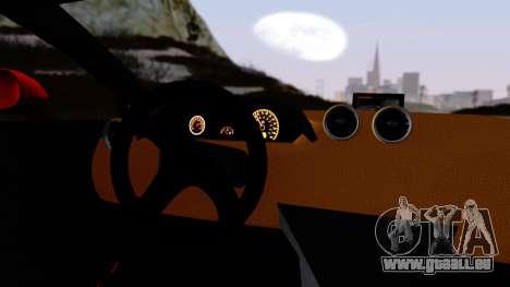 Arrinera Hussarya v2 Carbon pour GTA San Andreas vue de droite