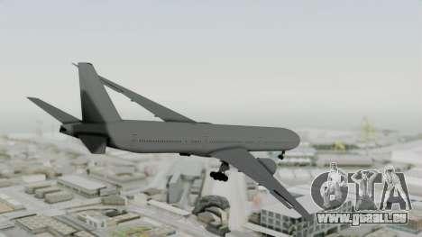 Boeing 777-9x Paintkit pour GTA San Andreas laissé vue