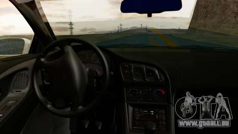 Mitsubishi Eclipse GST 1995 pour GTA San Andreas vue de droite