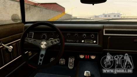 Casco from GTA 5 pour GTA San Andreas vue de droite